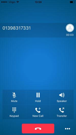 Gamma Horizon Mobile App